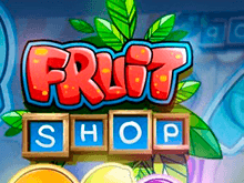 Слот-автомат 777 Fruit Shop